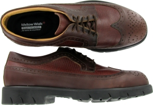 Green patch, ESR safety brogue